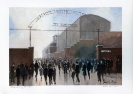 Newcastle United Strawberry Place