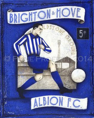 Brighton & Hove Albion 5D