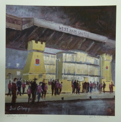 West Ham - Dick Gilhespy
