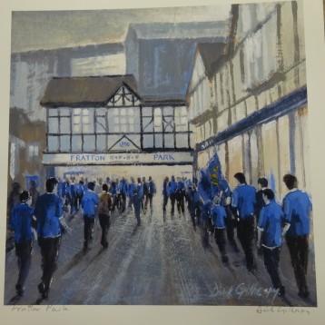 Portsmouth - Dick Gilhespy