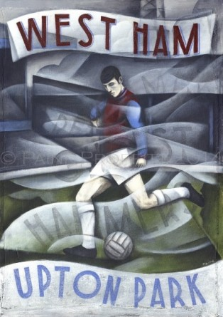 Ghost of Upton Park