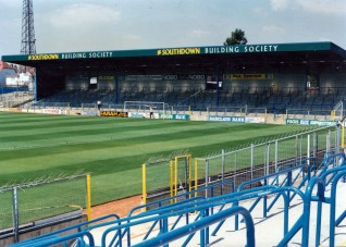 Brighton & Hove Albion - The Goldstone Ground