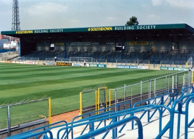 Brighton & Hove Albion - The Goldstone Ground
