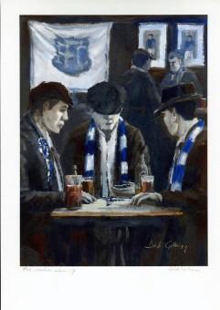 Everton - Dick Gilhespy