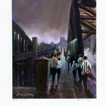 Sunderland - Dick Gilhespy