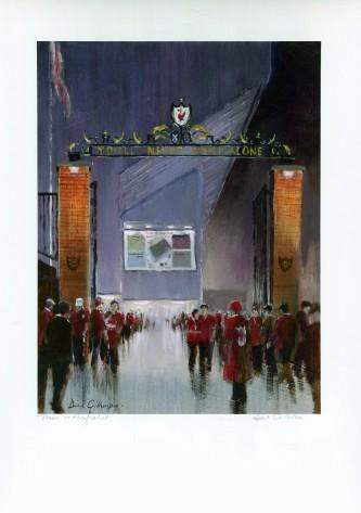 Liverpool - Dick Gilhespy