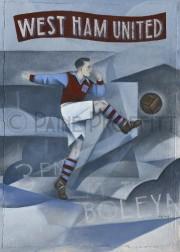 West Ham United - Paine Proffitt Ltd Ed