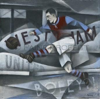 West Ham - Paine Proffitt Ltd Ed