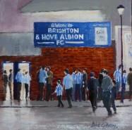 Brighton & Hove Albion - Dick Gilhespy