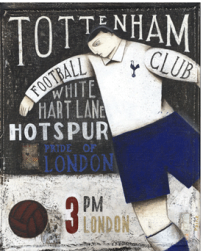 Tottenham Hotspur -Paine Proffitt Ltd Ed