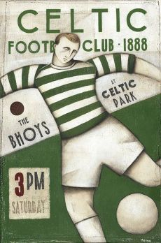 Celtic - Paine Proffitt Ltd Ed