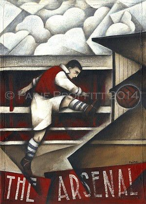 Arsenal - Paine Proffitt Ltd Ed