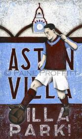 Aston Villa - Paine Proffitt Ltd Ed