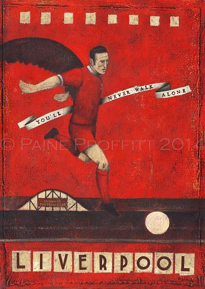 Liverpool - Paine Proffitt Ltd Ed