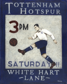 Tottenham Hotspur - Paine Proffitt Ltd Ed