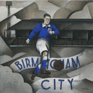 Birmingham City - Paine Proffitt Ltd Ed