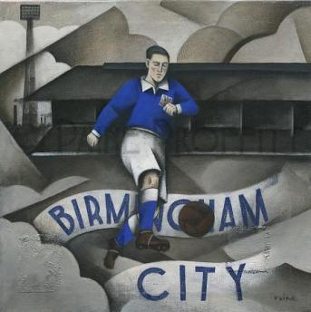 Birmingham City - Paine Proffitt Ltd Ed