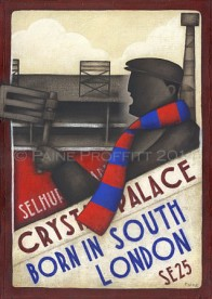 Crystal Palace - Paine Proffitt Ltd Ed