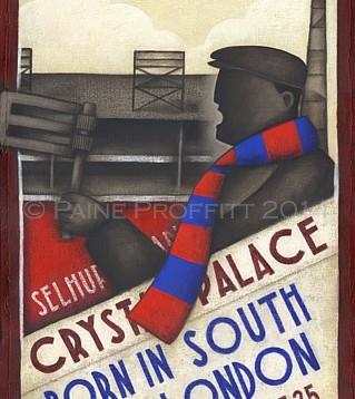 Crystal Palace - Paine Proffitt Ltd Ed