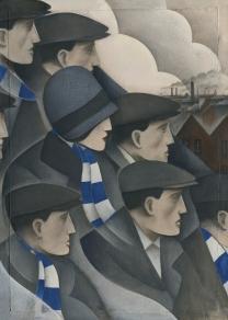 The Crowd - Paine Proffitt Ltd Ed