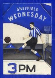 Sheffield Wednesday - Paine Proffitt Ltd Ed