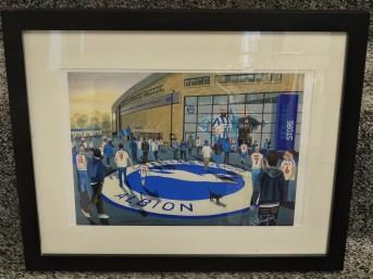 Brghton & Hove Albion The AMEX