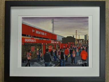 Brentford Griffin Park
