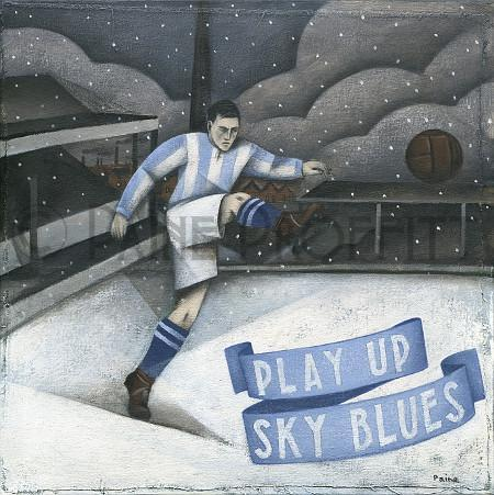 Coventry City - Paine Proffitt Ltd Ed