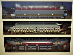 Panoramic Stadium Printss