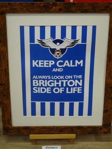 Brighton Keep calm