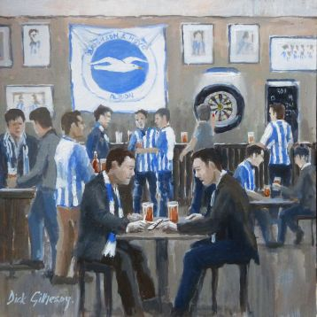 Brighton Pre Match Drink